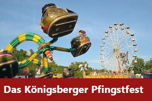 zum Königsberger Pfingstfest